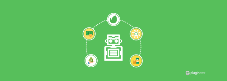 Automate your earnings from the Envato affiliate program with WP Content Pilot by PluginEver