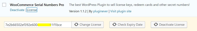 WCSN License Activation