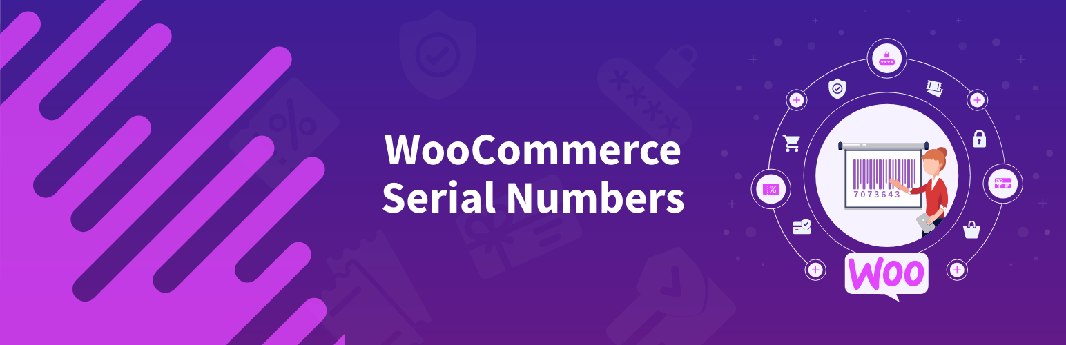 Woocommerce Serial Numbers By Pluginever