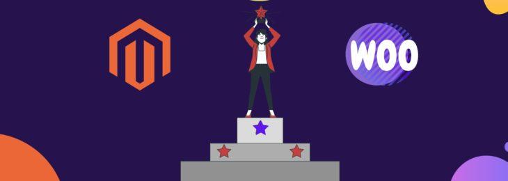 magento vs woocommerce-battle of 2 e-commerce platform