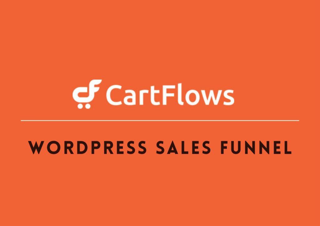 cartflows-wordpress sales funnel