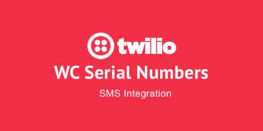Twillo WooCommerce Serial Numbers